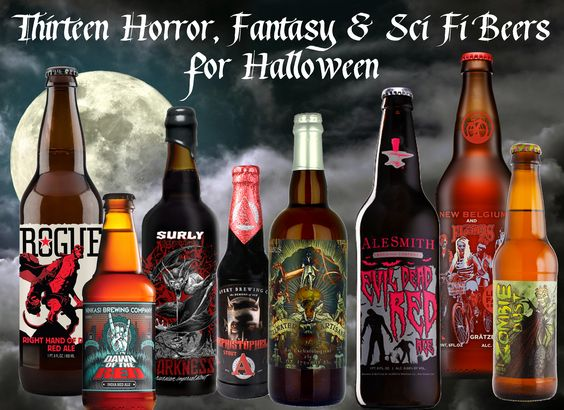 Friday the 13th and Beer – Spirits Untapped